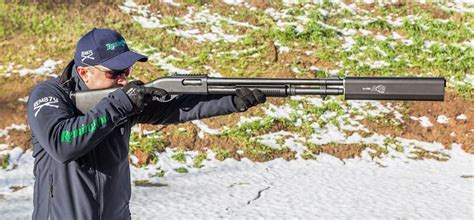 Remington 870 Shotgun Silencer