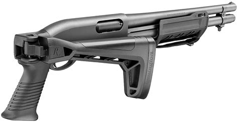 Remington 870 Sidefolder