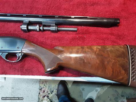 Remington 870 Single Shot Trap