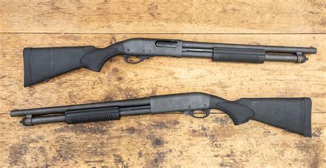 Remington 870 Tactical 12 Gauge Shotgun Value