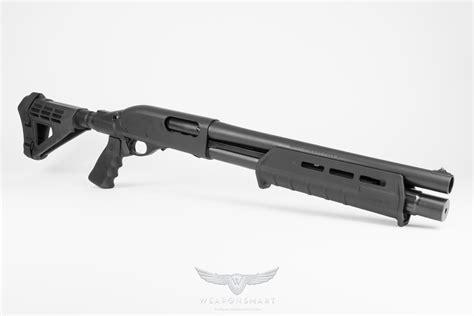 Remington 870 Tactical A Tacs Review