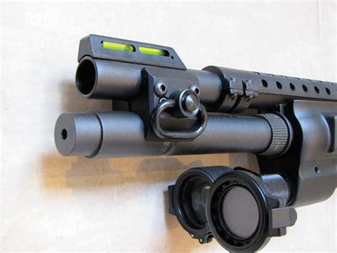 Remington 870 Tactical Accessories