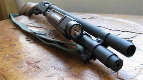 Remington 870 Tactical Shotgun Flashlight