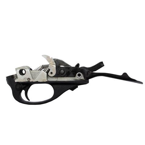 Remington 870 Trigger Plate Assembly Police Parkerized