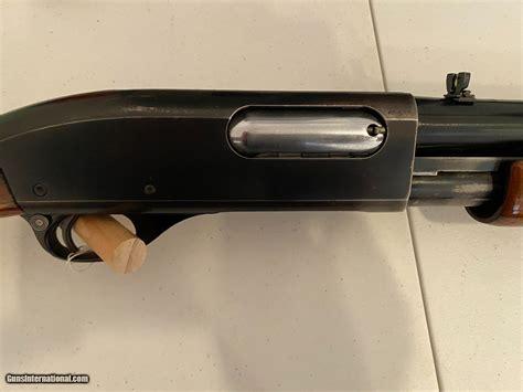 Remington 870 Wingmaster Rifled Slug Barrel