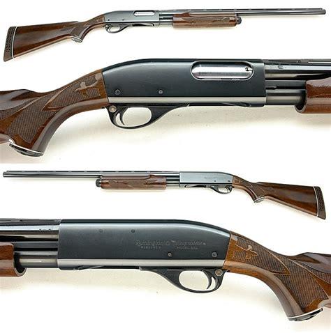 Remington 870 Wingmaster Shotgun History