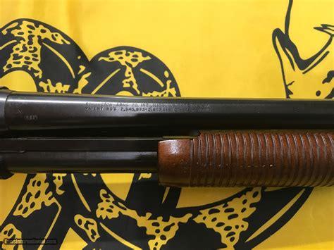 Remington 870 Wingmaster With Corn Cob Forearm