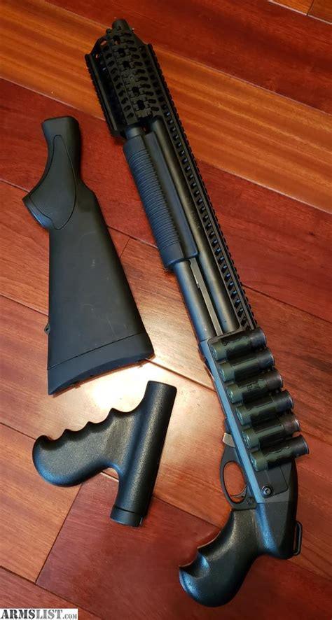 Remington 870 Zombie Gun