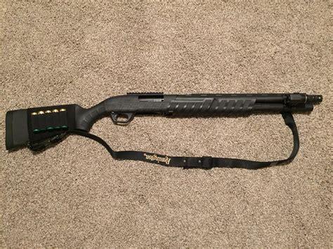 Remington 887 Nitro Mag Tactical Shotgun Review