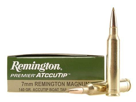Remington Ammo 7mm Rem Mag