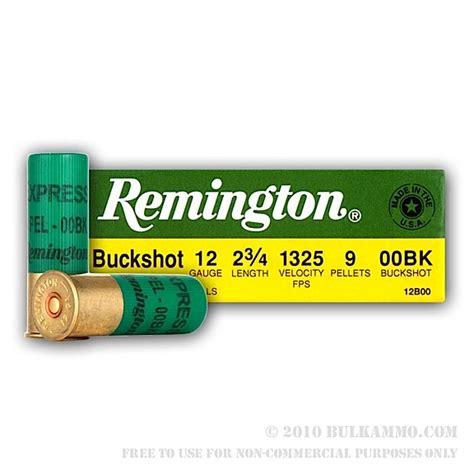 Remington Ammunition 12B00B Buckshot Express 12 Gauge Ga 2