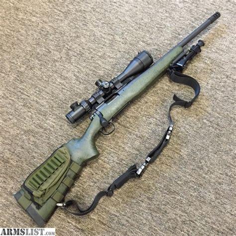Remington Arms Model 700 Tactical Aacsd 308 Rifle