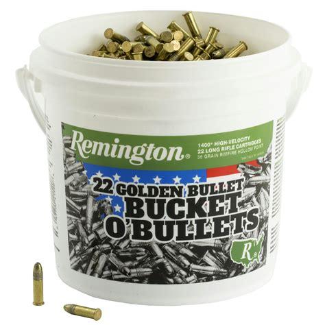 Remington Bucket Of 22 Ammo