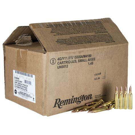 Remington Bulk 223 Ammo