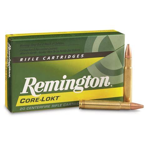 Remington Core Lokt 35 Whelen Ammo Reviews