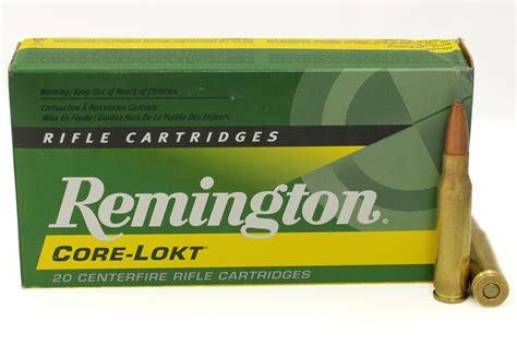 Remington Corelokt 308 Winchester Psp 180 Grain 20