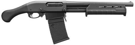 Remington Debuts 870 Shotgun With Box Magazine Full