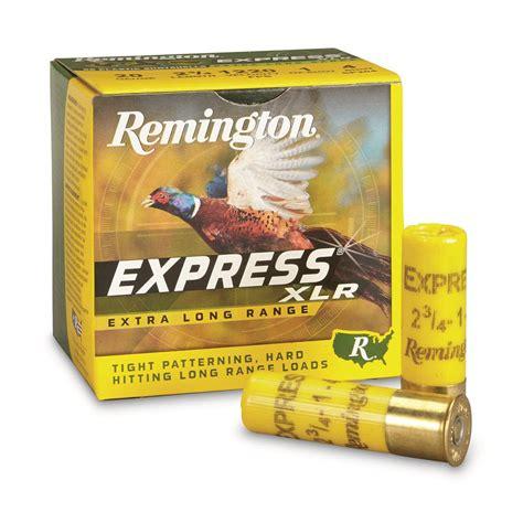 Remington Express Long Range Loads 20 Gauge 2 75 Shell