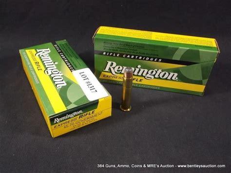 Remington Express Rifle 45-70