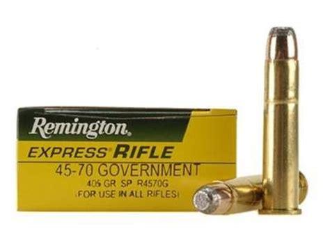 Remington Express Rifle 4570 Ammo