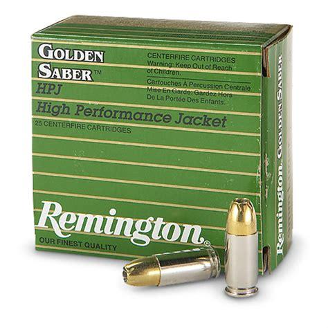Remington Golden Saber 45 Ammo