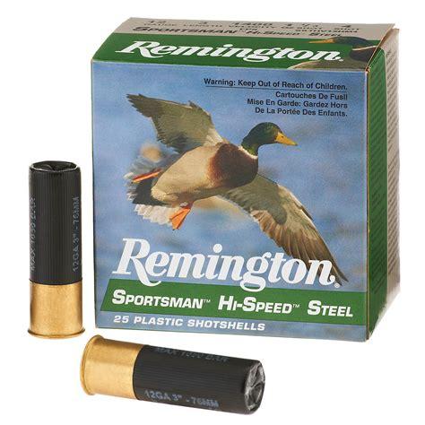 Remington Hi Speed Steel