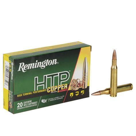 Remington Htp Rifle Ammo