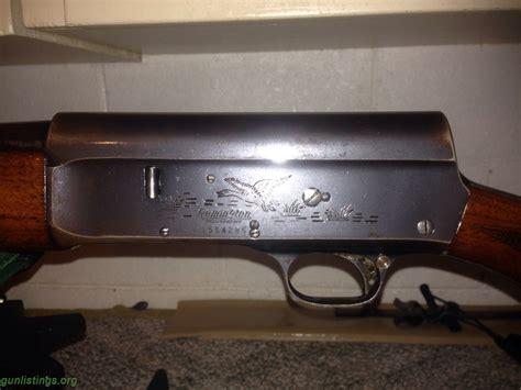 Remington Humpback Shotgun