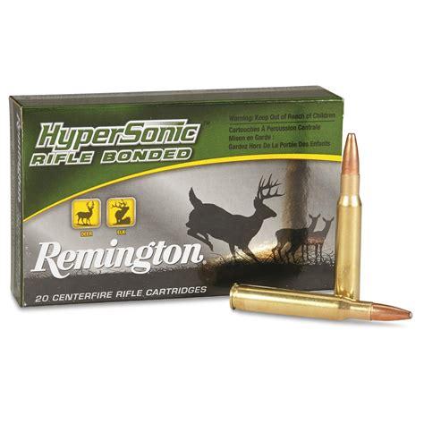 Remington Hypersonic Rifle Bonded