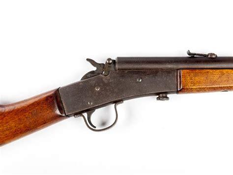 Remington Improved Model 6 22 Caliber Rifle