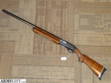 Remington Left Handed Semi Auto Shotguns