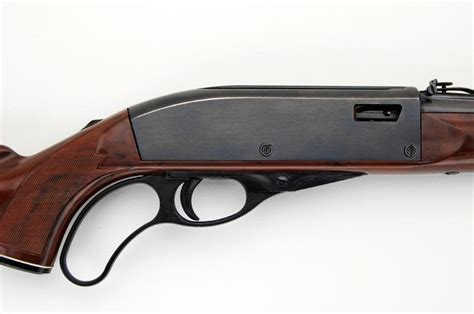 Remington Leveraction 22 Rifle Made In The 60s