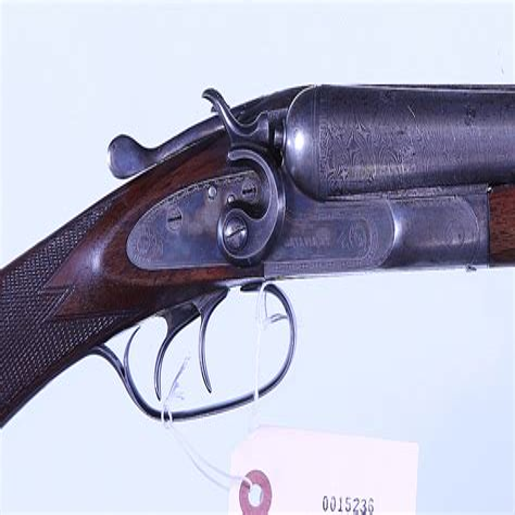 Remington M1889 12ga Doublebarrel Shotgun Hammers