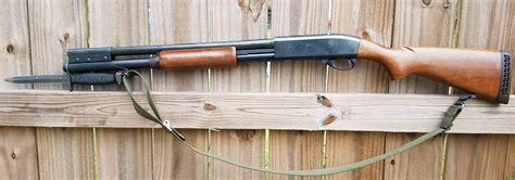 Remington M870 Shotgun