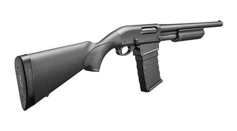 Remington Magazine Fed Shotgun