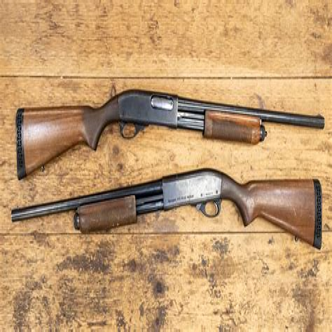 Remington Magnum Shotgun