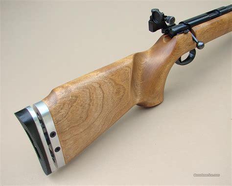 Remington Match 22 Rifle