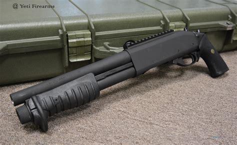 Remington Mcs Shotgun