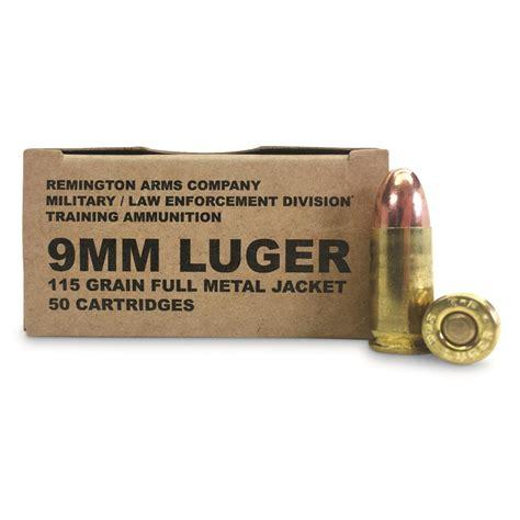 Remington Military Training Ammo