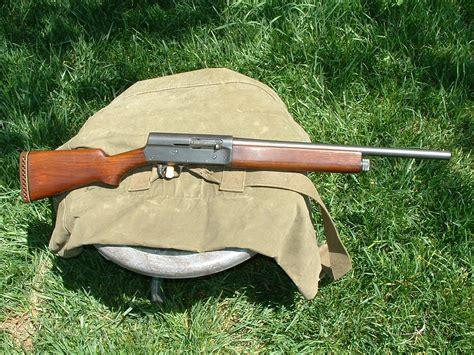 Remington Model 11 Military Shotgun