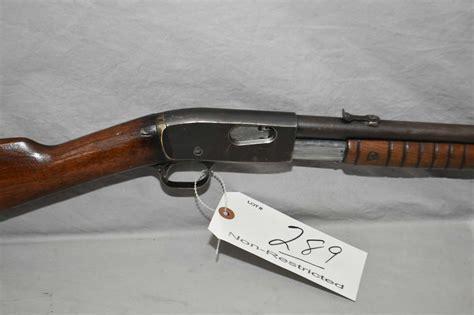 Remington Model 12 22 Caliber Pump Rifle