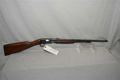 Remington Model 12 22 Pump Rifle Value