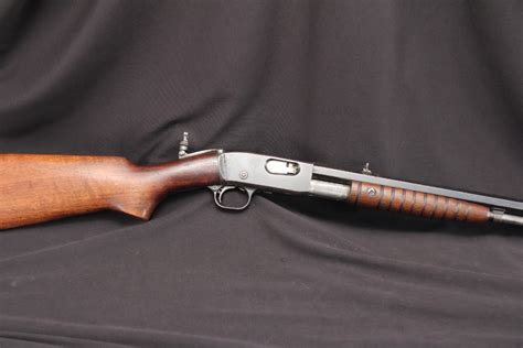 Remington Model 12c 22 Pump Rifle