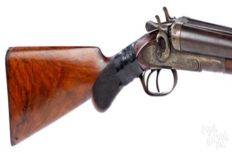 Remington Model 1889 Double Barrel Shotgun Parts