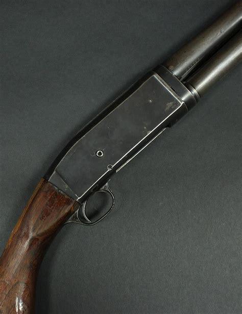 Remington Model 1908 Pump Shotgun