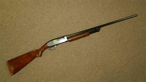 Remington Model 31 20 Gauge Shotgun