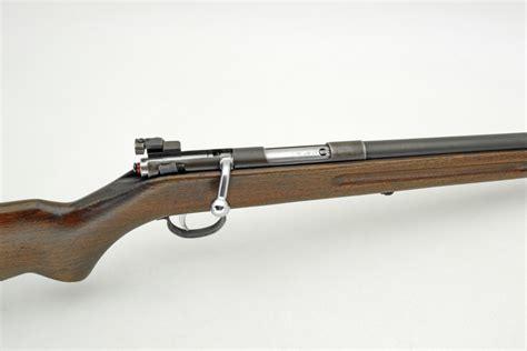 Remington Model 34 22 Cal Bolt Action Rifle