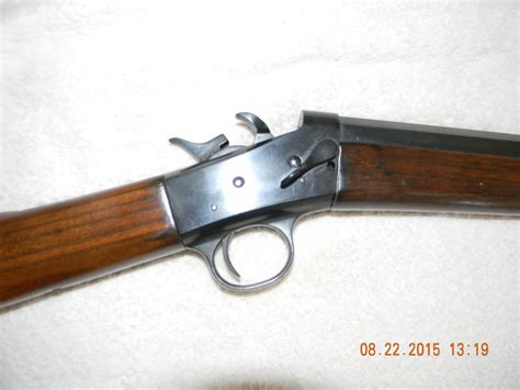 Remington Model 4 22 Rifle Serial Numerl Age