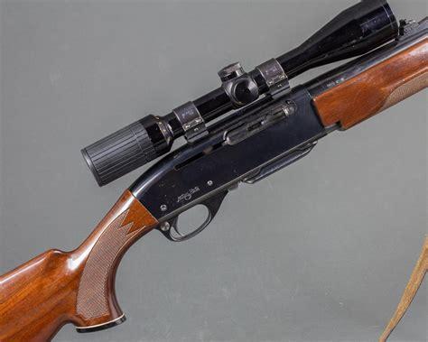 Remington Model 4 Semi Auto Rifle