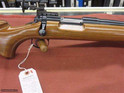 Remington Model 40x 22 Long Rifle